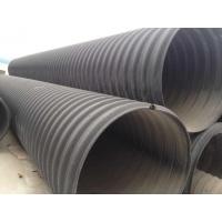 郑州HDPE钢带螺旋管