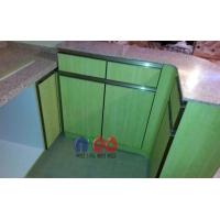 精品橱柜--大理石整体橱柜