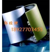 包柱铝单板厂家,3mm弧形单曲铝单板