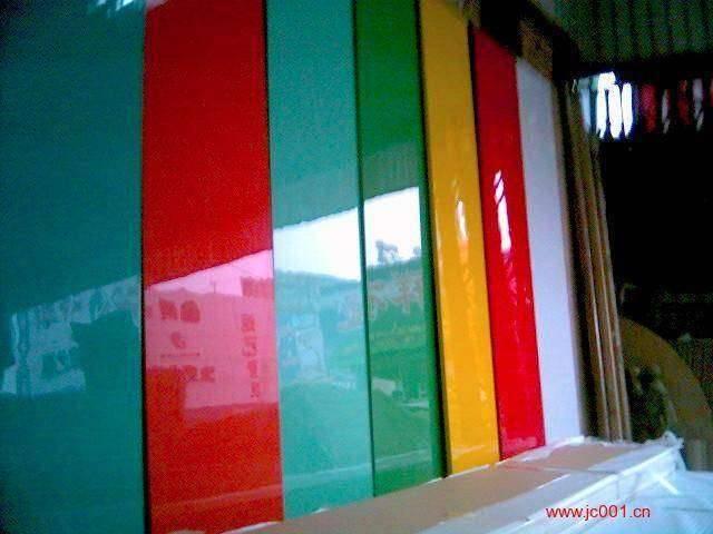 永鑫条形水晶板