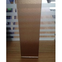 4mm  5mm茶色香梨 七巧板百叶窗玻璃