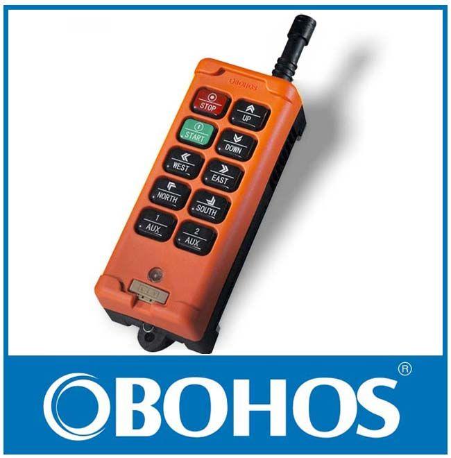遥控器适用于拥有变频器调速功能的高端设备(如:行车