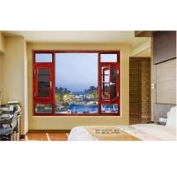圣玺门窗-100窗纱一体门窗系列SX-051-樟木