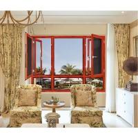 圣玺门窗-100窗纱一体门窗系列SX-052-红酸枝