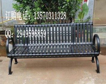 实木公园椅 公园椅现货 景区休息厂椅 木质条凳