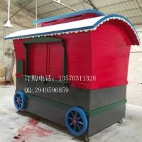 供应重庆景观售货亭 防腐木售货亭 钢木售卖亭木屋