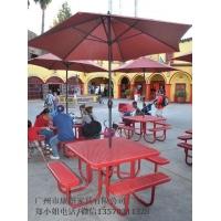 铁艺桌椅休闲椅 广场休闲套椅
