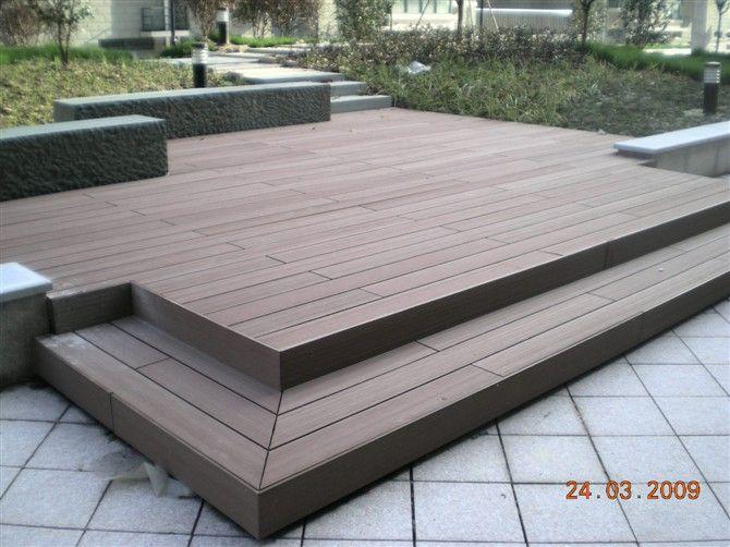 塑木地板 木塑地板 生态木地板