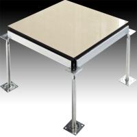 沈飞T601陶瓷防静电地板+全钢防静电地板+OA网络地板