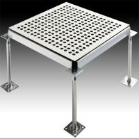 美露地板/美露3号钢质防静电通风地板