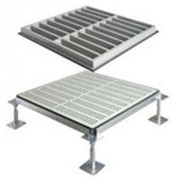 品质好的美露地板/美露3号钢质防静电通风地板