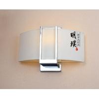 明璞中式创意壁灯 现代中式简约壁灯 中式铁艺壁灯