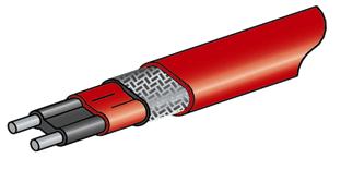 進口自限式工業電伴熱帶FS系列-進口電伴熱