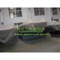 专注铝船壳焊接铝船框架焊接加工