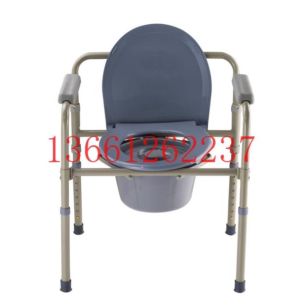 老年人折叠可移动式坐厕坐便椅,孕妇蹲坑专用加高马桶坐便器