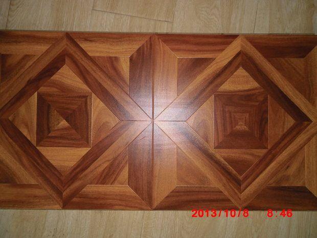 佳程艺术拼花系列强化复合木地板