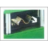 越翔护栏板断装置型彩钢墙面板压型机