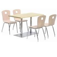 阳江餐桌椅,阳江酒店实木家具,阳江食堂快餐桌椅