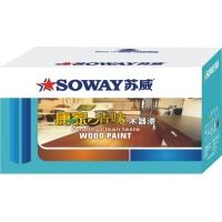 苏威漆康家清味木器漆
