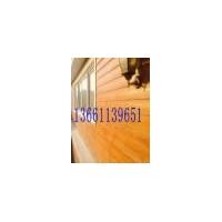 纤维水泥仿木纹板,防火水泥木纹板,木纹外墙挂板