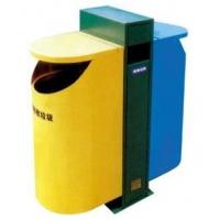 新乡塑料垃圾桶|新乡钢板冲孔垃圾桶|新乡钢木垃圾桶
