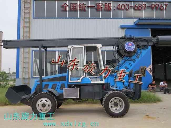 旋挖机 小型旋挖机型号全价格优,旋挖机厂现货