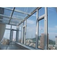 鹿麒麟高檔斷橋窗個性定制60系列節能保溫平開窗