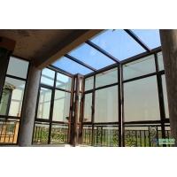 鹿麒麟断桥窗55系列专业封阳台/阳光房/钢结构阁层混凝土现浇