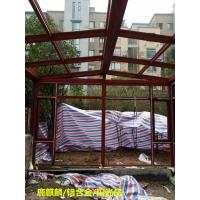 洛阳门窗封阳台国标60断桥窗,露台阳光房设计施工