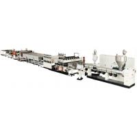 上海金緯機械PC陽光板U型結構板設備供應價格