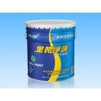 金装净味优质墙面漆