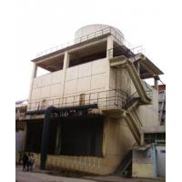 方形混泥土结构冷却塔