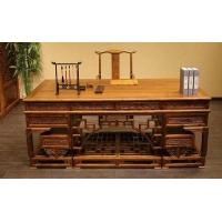 古典办公桌,仿古明清办公桌,做旧办公桌