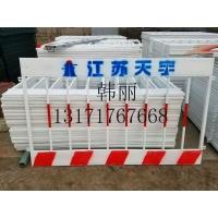 骐骏工地围挡护栏网临时可移动护栏网铁马