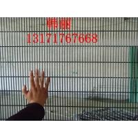 358护栏 防爬防扒围栏网 出口密纹网护栏网