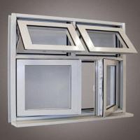 成都好旺门窗 塑钢门窗hw-004
