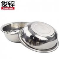 不锈钢面盆28-50cm反边面盆、洗菜盆