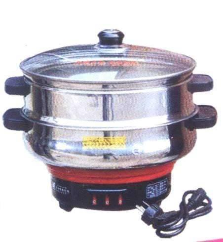 金半球多功能电热锅