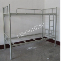 佛山员工宿舍上下铁床佛山建筑公司专用铁架床批发易拆卸安装
