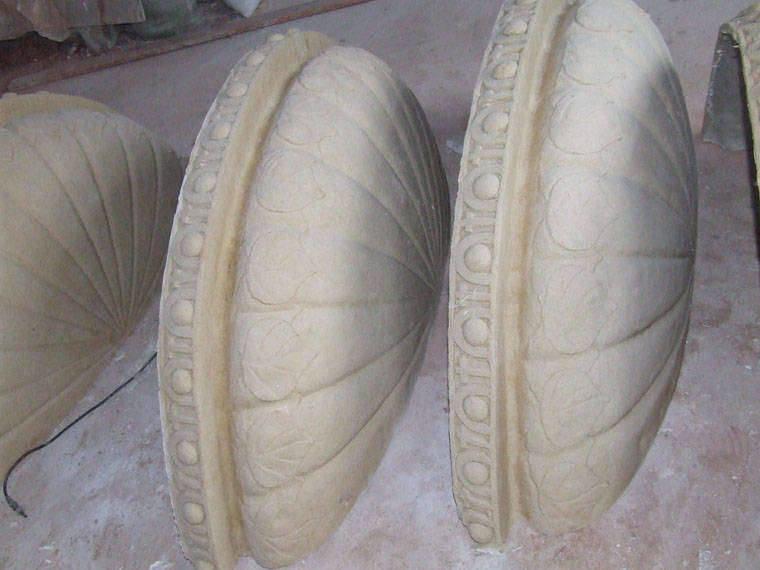 砂岩浮雕、装饰浮雕