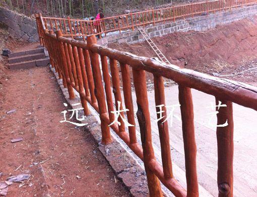 仿木栏杆(景区)