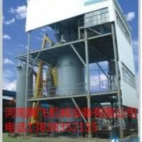 3000型玻璃池窑配套双段煤气发生炉设备