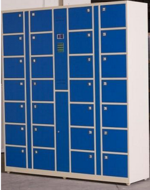 供应可订做学校学生存放柜,单位接访客专用寄存柜