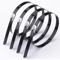 特价处理电缆不锈钢扎带,电缆不锈钢绑带