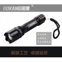 可充电强光探照灯家用户外国强光电LED手电筒远射超亮大