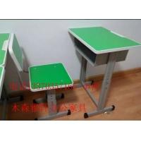 天津進口鋼木材質教學教室課桌椅wpkfs2016新款