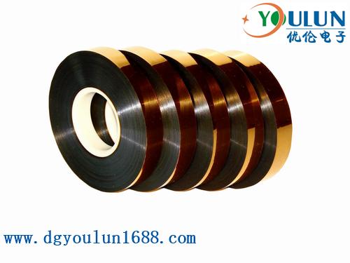 耐高温绝缘带|黄金PI膜|优伦规格全品质优