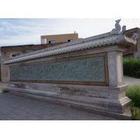 承接软件线条古建照壁工程大型寺庙可以v软件什么科技绘制雕刻石雕渐变照墙图片