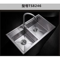 好的家厨房套餐 304不锈钢拉丝洗碗池水池水盆