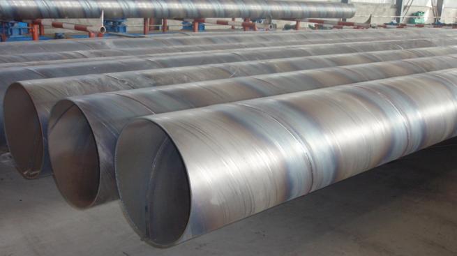 厚壁螺旋钢管 Q235B/Q345B螺旋钢管 天津螺旋管 现